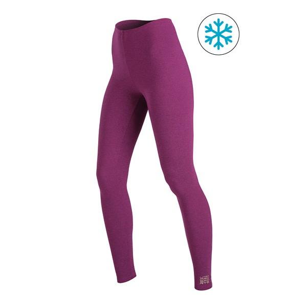 Legíny sportovní dámské - LITEX Velikost L Barva fialová 178570737c