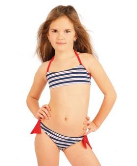 Kvalitní dívčí plavky značky LITEX 273269a221