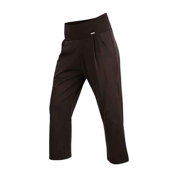 106246ddea8 Kalhoty dámské v 7 8 délce - LITEX Velikost L Barva černá