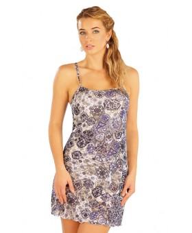 Šaty dámské na ramínka a0e0417c46